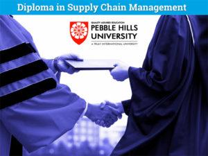 Diploma SCM PHU